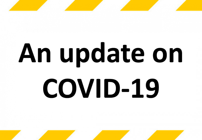 An update on COVID 19